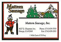 Matternsausage2012